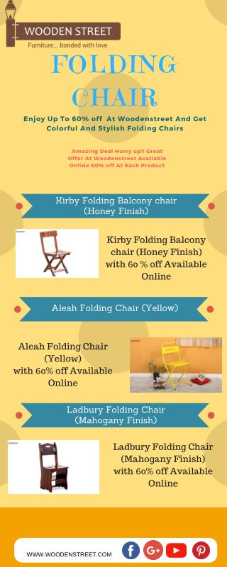 Folding Chairs Online- Modern Designed, Stylish, Best Quality wooden Chairs