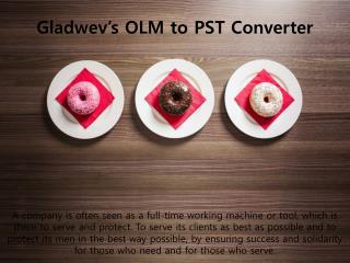 OLM to PST Converter crack download