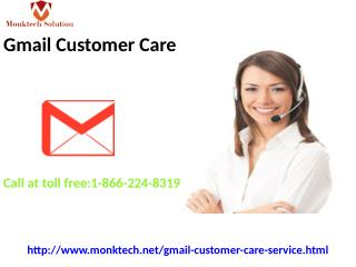Gmail Customer Care For Free 1-866-224-8319