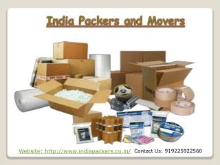 Packing and Moving Service provider in pune