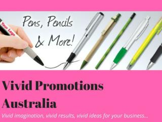 Shop For Promotional Ballpoint Pen From Vivid Promotions