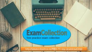 MB2-711 Practice Exam