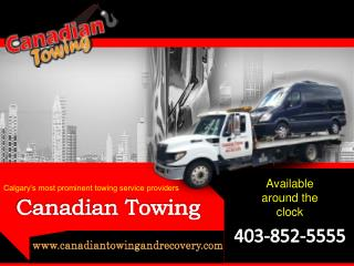 Canadian Towing