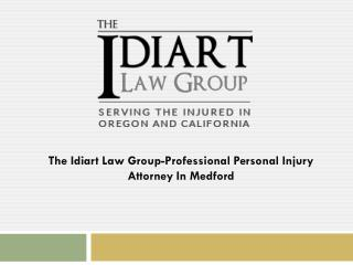 The Idiart Law Group-Professional Personal Injury Attorney in Medford