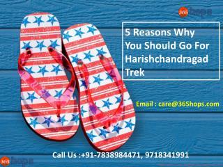 5 Reasons Why You Should Go For Harishchandragad Trek