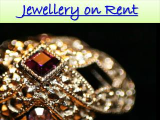 Jewelry on Rent in Mumbai | Bridal Jewelry set on Rent