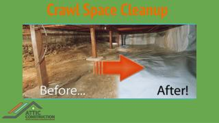 How To Clean Crawl Space of Your Home