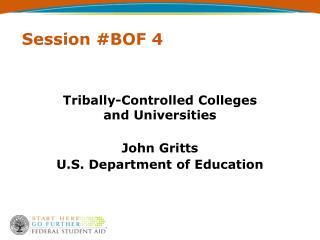 Session BOF 4