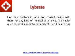 Skin Specialist in Pune - Lybrate