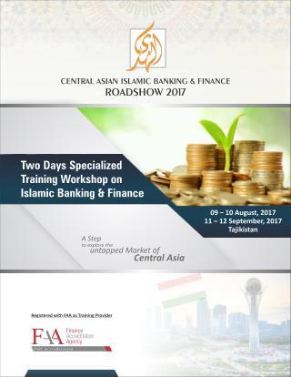 Two Days Specialized Training Workshop on IBF & IMF at Tajikistan.