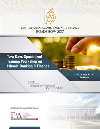 Islamic Banking & FInance Training in Uzbekistan