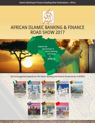 AlHuda CIBE-Africa road show profile 2017