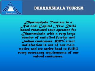 Budget and Luxury Tour Packages to Dharamshala by Dharamshala Tourism