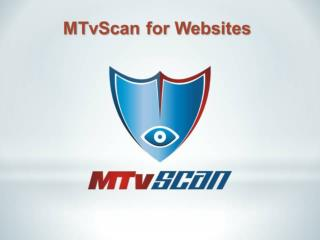 Malware, Trojan and Vulnerability Scanner for Websites - MTvScan by eUKhost