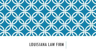 How Much Time After A Mesothelioma Death Do You Have to File A Lawsuit In Louisiana