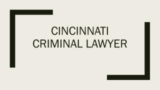 What Determines Negligent Assault In Cincinnati