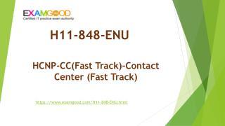 ExamGood Huawei HCNP-CC(Fast Track) H11-848-ENU Exam Questions