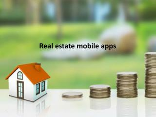 real estate applications