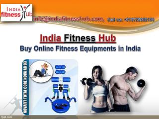 Nova Fitness- Where You Buy Home Gym Equipments Online