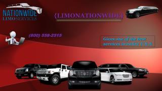 Best Limousine Service Atlanta