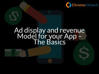 How to Choose the Right App Revenue Model