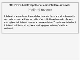 http://www.healthyapplechat.com/intelleral-reviews/