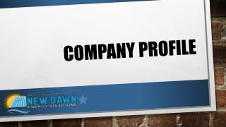 Company Profile Gta-Solar