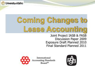 Coming Changes to Lease Accounting