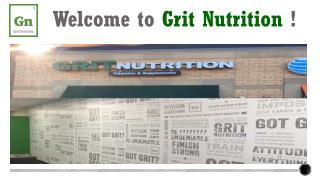 Gritnutrition: Best Nutritional Store Naperville, IL