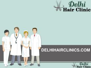 Top 3 Hair Transplant Clinic in India