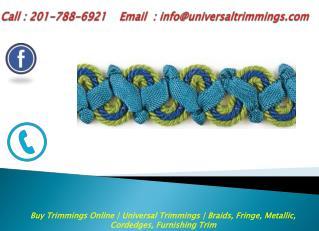 New York City Fabric and Trim Store