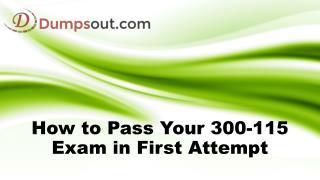 300-115 Exam