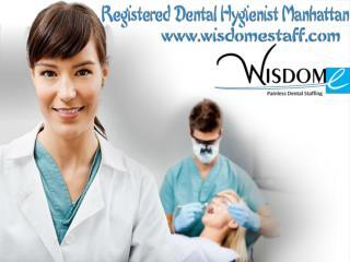 Registered Dental Hygienist Manhattan