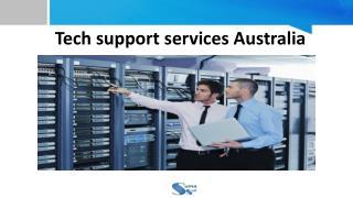 Tech Support Services Australia