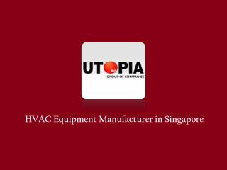 Hospital Ahu & Hvac Equipments Singapore