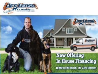 Dog Training Houston - houstontxdogtrainers