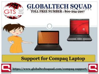 Compaq Laptop Help Support ppt | SlideServe