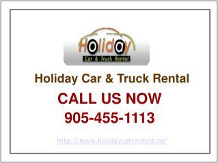 7 & 8 Seater Van Rental Services Brampton | Mississauga & Toronto