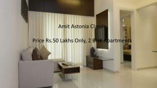 Astonia Classic - 2 BHK in Undri, Pune by Amit Enterprises