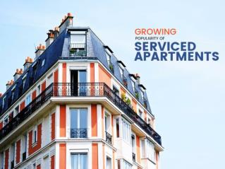 Growing Popularity of Serviced Apartments