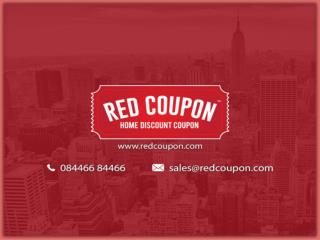 Red Coupon - Home Discount Coupon