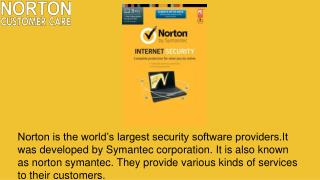 Norton Customer Care Support