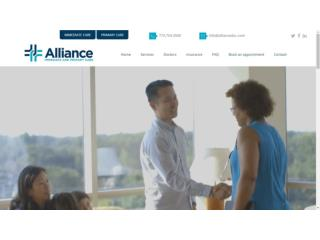 Urgent Clinic | Alliance Immediate Care | Health Center