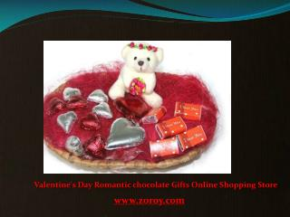 Buy Valentine's Day Gifts for Him with Zoroy