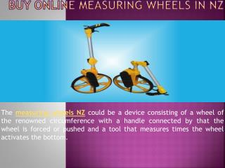 Buy Online Measuring Wheels in NZ