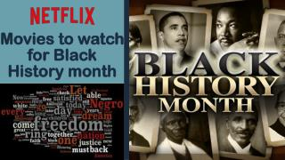 Call 1855-856-2653 Netflix movies to watch for Black History month
