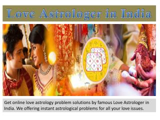 Best Love Astrologer