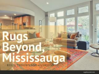 Rugs, Cushions, Throws Mississauga
