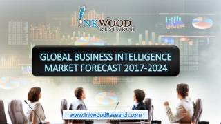 Business Intelligence BI Market Share, Growth, Trends & Forecast Report 2017-2024. | Inkwood Research