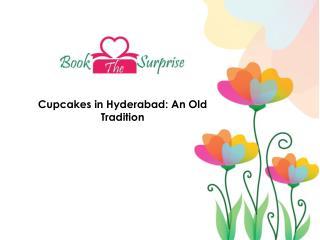 Delicious Cupcakes in Hyderabad